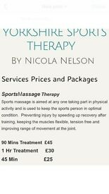 Sports Massage & cupping Therapy