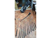 Full Set of Mens Golf Clubs - Dunlop MXII