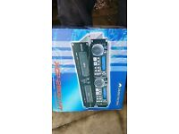 OMNITRONIC XCP-2800 MT Dual-CD MP3 Player SEALED PACKED NEW in Box. Its 100% Brand New and Genuine