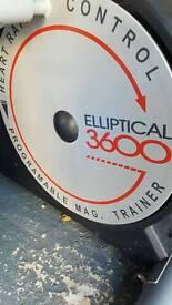 York Fitness Elleptical 3600