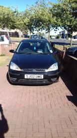 Black Ford Focus for sale
