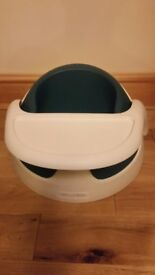 Mamas and papas baby snug seat-excellent condition-teal and white.