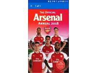 Arsenal 2018 Official Annual