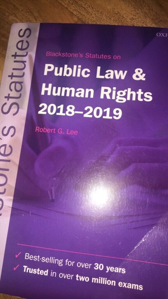 First year law books bundle | in Bobbersmill, Nottinghamshire | Gumtree