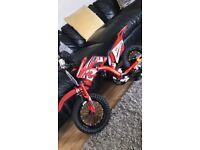 12 inch kids moto bike