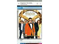 Kingsman the golden circle full blu-ray copy