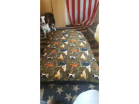 XL dog bed *NEW*