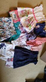 Girls bundle aged 1 to 3