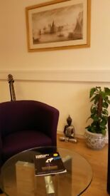 therapy rooms to rent and office space in West London