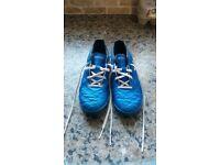 Boys football boots size 12 £6