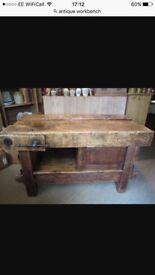 Wanted workbench