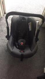 Silver cross car seat for from new born
