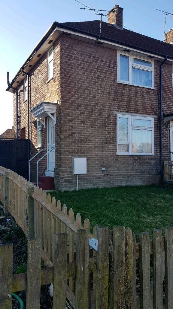 2bed semi detached council house for swap!