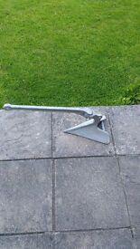 Anchor Plow Type 9 Kg