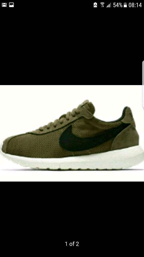 Nike Rosche ld-1000 mens trainers Brand new