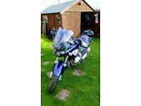 Motorbike, BMW F650CS for sale, excellent condition, twin spark model