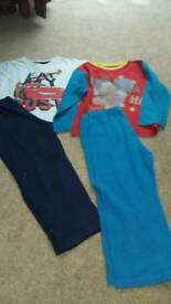 job lot boys clothes size 3-4 years