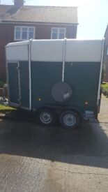 Ifor Williams 505, alloy floor, excellent condition