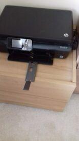 HP5524 colour printer, scanner, copier