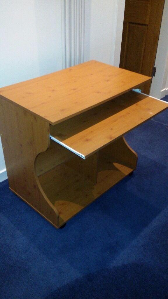 pine computer desk argos home curved computer desk. Black Bedroom Furniture Sets. Home Design Ideas
