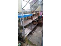 Greenhouse 'furniture' - free