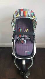 Cosatto Giggle 2 complete travel system