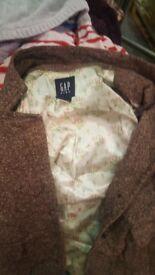 Used clothing .75p