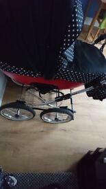 Baby buggy /4in1/pram/stroller