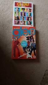 Glee boxsets 1 & 2