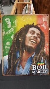 (LOT 10 pour 100$) Bob marley ---750 style antique vintage