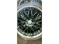 T4 van alloy wheels