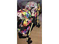 Cosatto double/twin pushchair