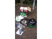 Numatic Harry HHR200-11 Vacuum Cleaner Pet Hoover Green