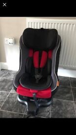 Halfords phase one car seat