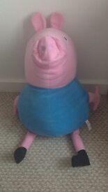 Peppa pig George toy