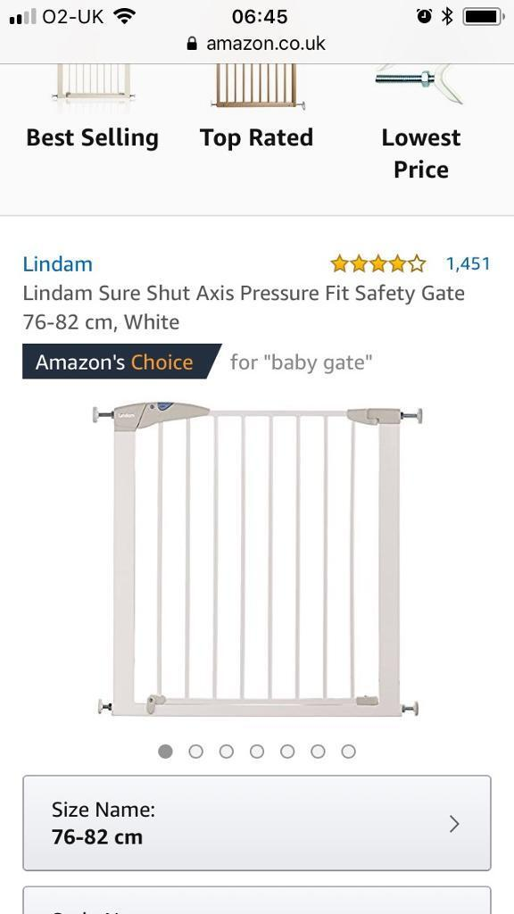 Baby Gate For Sale As Set Of Two In Patchway Bristol Gumtree