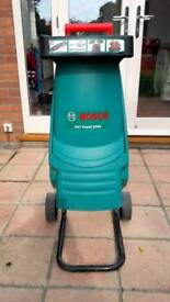 Garden shredder Bosch AXT Rapid 2000