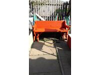 2 in one seat come picnic bench