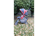 GRACO QUATRO pushchair buggy stroller pram