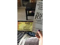 Harry Potter and the Cursed Child (Pts 1 & 2) Oct 2nd x 2 Tickets