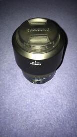 Samsung nx1000 50-200 mm lense
