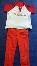 Rainbows Outfit