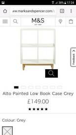 Marks and Spencer Alto bookcase.
