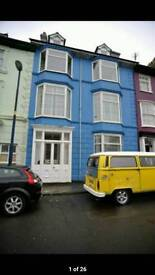 6 bedroom house for student rent 2017/2018 Aberystwyth