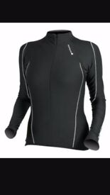 Endura Xtract Zip Neck Women's Long Sleeve Jersey Small