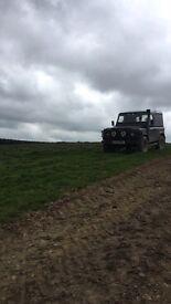 LandRover Defender 90 200tdi. Great truck!