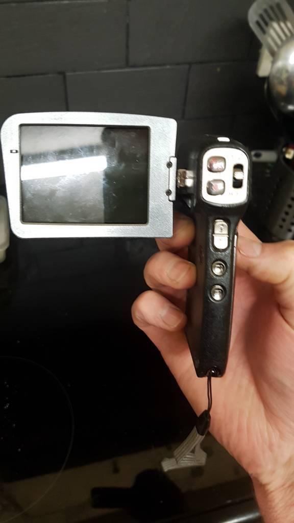 Alba camcorder and camera