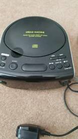 Sony DVD Player Radio