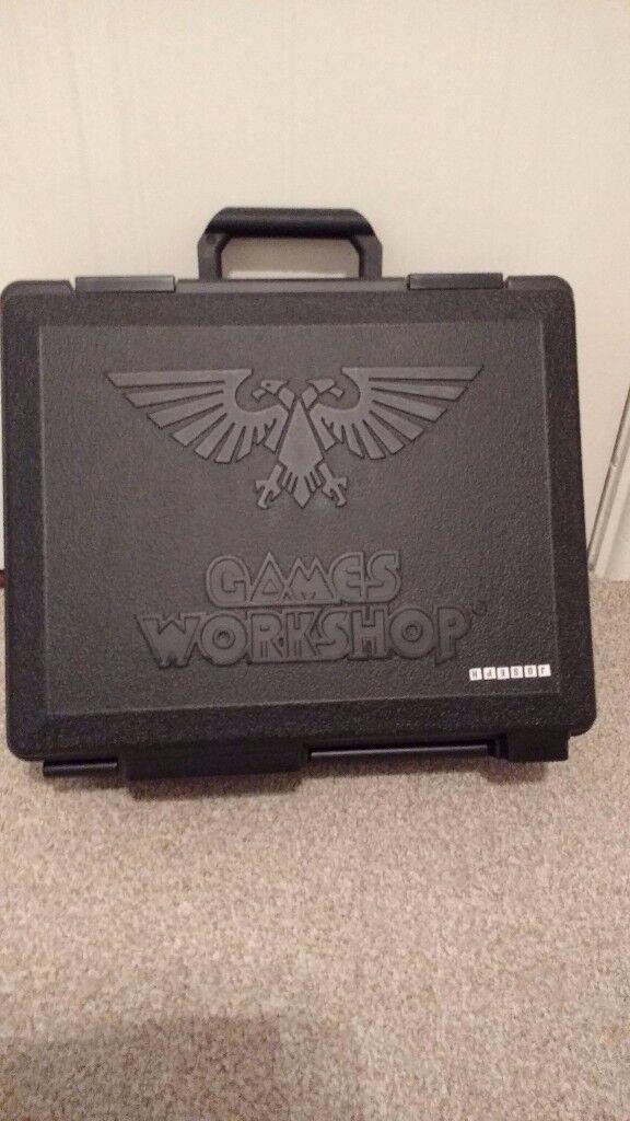 Warhammer storage case for models