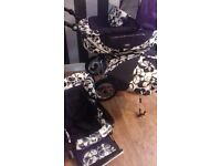 roan new collection pram buggy